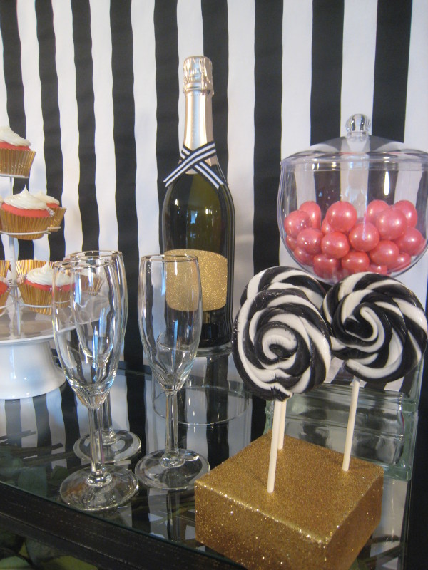 Champagne and Lollipops