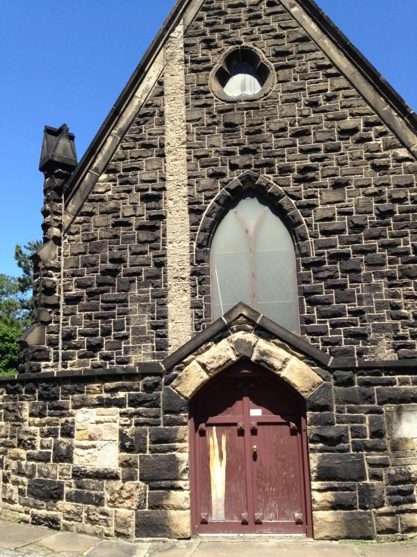 Riverside Cemetery Chapel