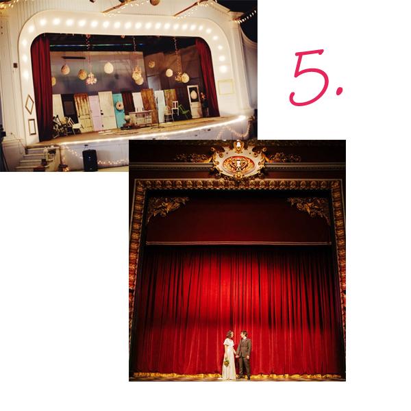 theatre altar