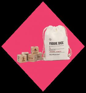 foodie dice 1