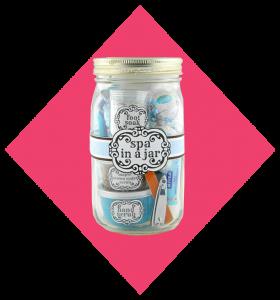 3. Spa In a Jar