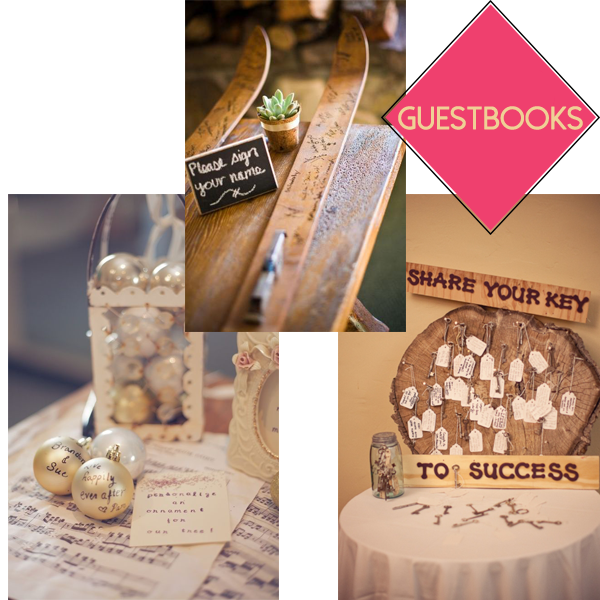 guestbook collage