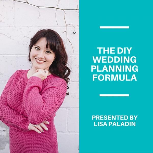 The DIY Wedding Planning Formula